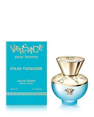 Versace Dylan Turquoise Eau De Toilette, 1.7 Oz