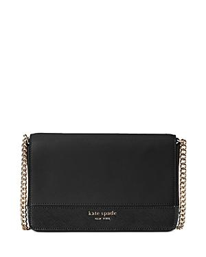 Kate Spade New York Spencer Leather Chain Wallet