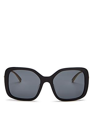 Versace Women's Square Sunglasses, 53mm