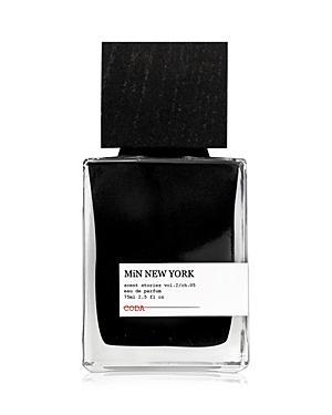 Min New York Scent Stories Vol.2/ch.05 Coda Eau De Parfum 2.5 Oz.