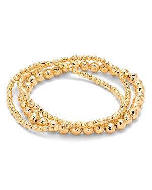 Gorjana Taner Beaded Stretch Bracelets