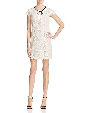 Abs By Allen Schwartz Lace Shift Dress