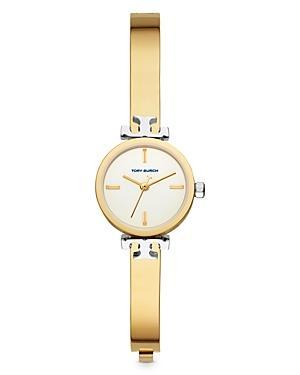 Tory Burch Kira Analog Stainless Steel Watch, 22mm