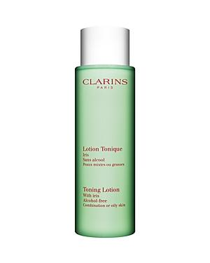 Clarins Toning Lotion For Combination Or Oily Skin 6.8 Oz.
