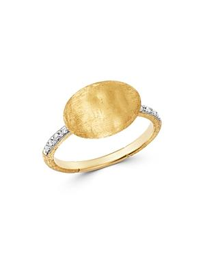 Marco Bicego 18k Yellow Gold Siviglia Diamond Ring - 100% Exclusive