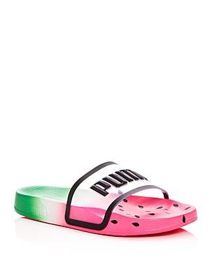 3ef98b197a5421 Puma X Sophia Webster Women s Leadcat Candy Princess Pool Slide Sandals