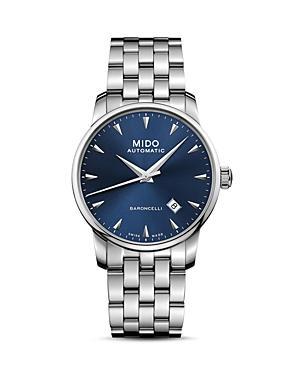 Mido Multifort Watch, 38mm