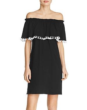 Current/elliott The Ruffle Dress