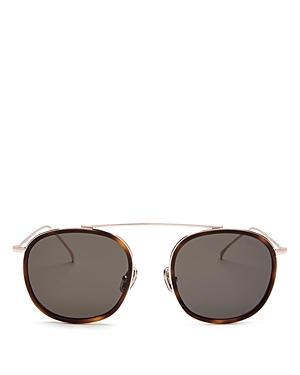 Illesteva Unisex Mykonos Ace Aviator Sunglasses, 52mm
