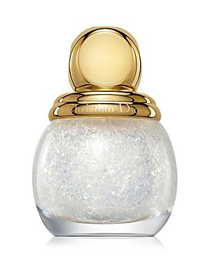 Dior Diorific Vernis Golden Nights Limited Edition Top Coat Glitter Nail Lacquer