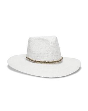 Physician Endorsed Nikki Straw Beach Monte Carlo Hat