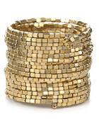 Abs By Allen Schwartz Drama Coil Bracelet