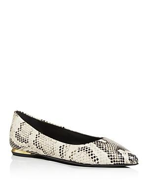 Marion Parke Women's Must Have Flat Pointed Toe Ballet Flats