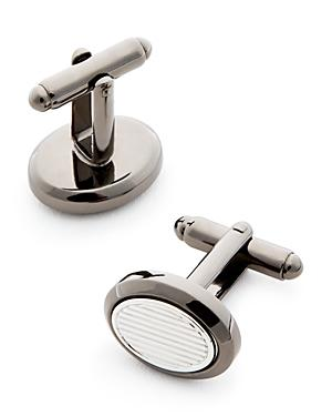 The Men's Store At Bloomingdale's Tom Oval Cufflinks - 100% Exclusive