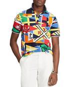 Polo Ralph Lauren Newport Mesh Classic Fit Polo Shirt
