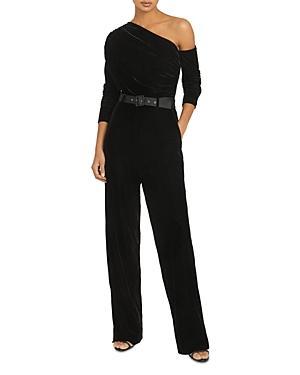 Reiss Elyse Asymmetrical Jumpsuit