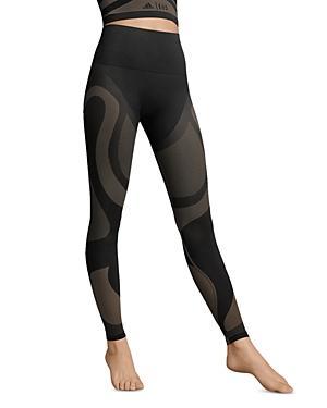 Wolford X Adidas Sheer Motion Mesh Leggings