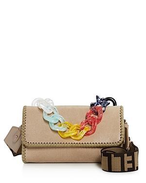 Stella Mccartney Rainbow Chunky Chain Shoulder Bag