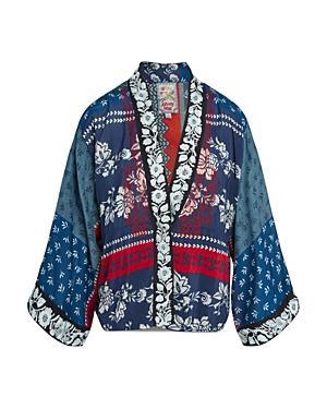 Johnny Was Esme Printed Kimono