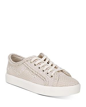 Sam Edelman Women's Elena Lace Up Sneakers