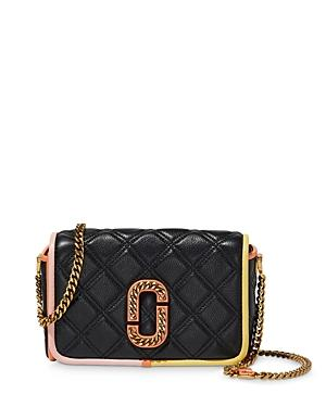 Marc Jacobs The Status Flap Crossbody