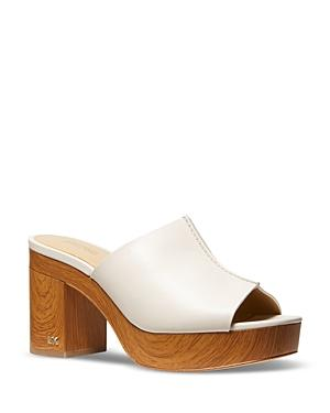 Michael Michael Kors Women's Aldrich Platform Mule Sandals