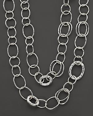 Ippolita Sterling Silver Bastille Necklace
