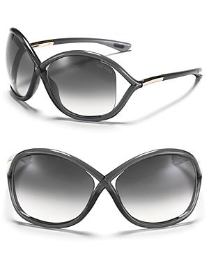 Tom Ford Whitney Sunglasses, 64mm