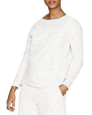 B New York Eco Raw Edge Sweatshirt