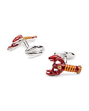 Babette Wasserman Lobster Cufflinks