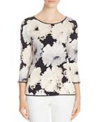 Calvin Klein Floral Print Top