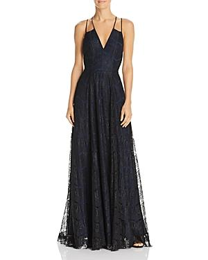 Fame And Partners Austin Lace Gown