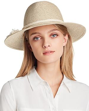 Physician Endorsed Taylor Packable Straw Sun Hat