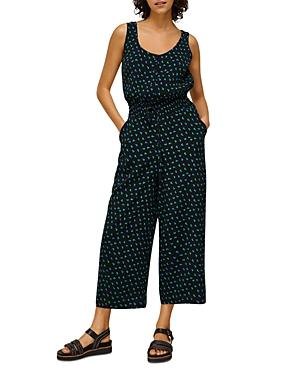 Whistles Ikat Heart Quinn Jumpsuit