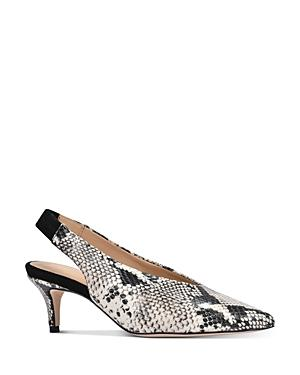 Joan Oloff Women's Ciara Slingback Pumps