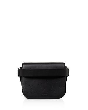 Allsaints Echo Leather Clutch