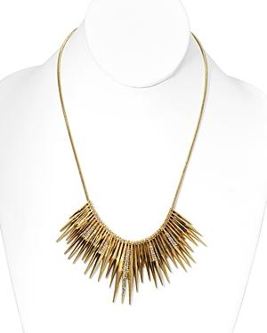 Abs By Allen Schwartz Frontal Necklace, 17