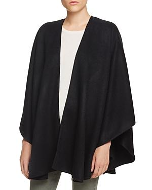 C By Bloomingdale's Cashmere Ruana