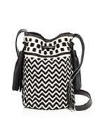 Rebecca Minkoff Sol Knit Bucket Bag