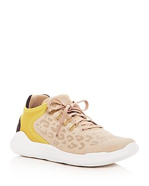 Nike Women's Free Rn 2018 Wild Suede Lace Up Sneakers