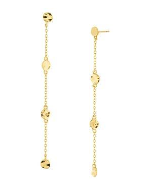 Gorjana Chloe Linear Chain Earrings