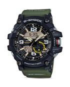 G-shock Mudmaster Watch, 55.3mm