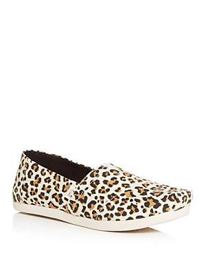 Toms Women's Classic Leopard Print Flats