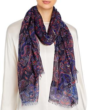 Bloomingdale's Paisley Scarf - 100% Exclusive