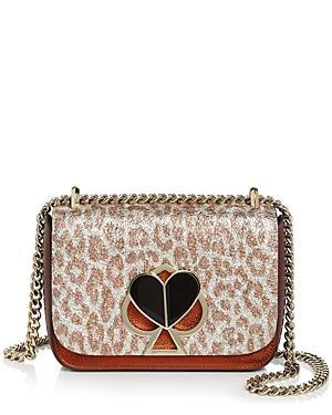 Kate Spade New York Nicola Small Leopard-print Convertible Shoulder Bag
