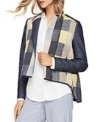 Bcbgmaxazria Jakob Plaid Jacket