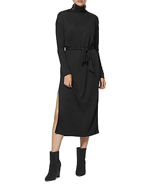 Paige Paxton Turtleneck Midi Dress