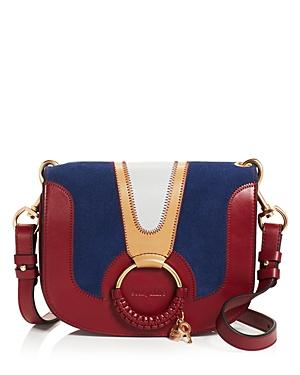 See By Chloe Hana Medium Color-block Crossbody