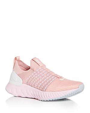 Nike Women's React Phantom Run Flyknit 2 Running Sneakers