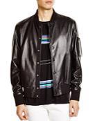 Ovadia & Sons Varsity Bomber Jacket